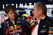 Red Bull var klar til Vettel come-back