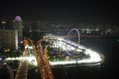 Singapores GP: TV-tider