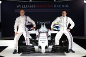 Williams FW37 fremvist