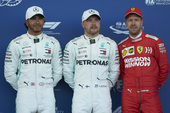 Spaniens GP: Kvalifikation - LIVE - Bottas på Pole