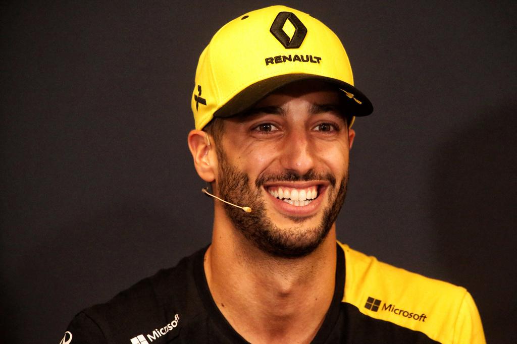 Bil Magasinet Formel 1 Dagens kører: Daniel Ricciardo