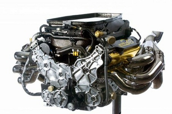 Cosworth CA2010 V8.